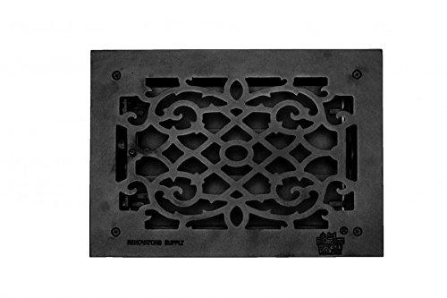 Floor Heat Register Louver Vent Cast 8