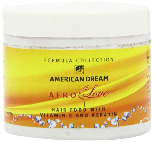 American Dream - AD184 - Afro Amore - Cura dei capelli nutriente con Vitamina E e Cheratina - 250 g