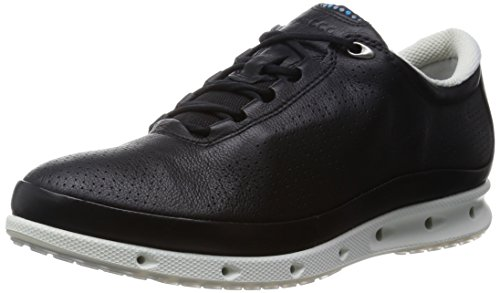 ECCO Women's Cool Gore-Tex Walking Shoe, Black, 38 EU/7-7.5 M US