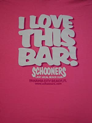 I LOVE THIS BAR TSHIRT