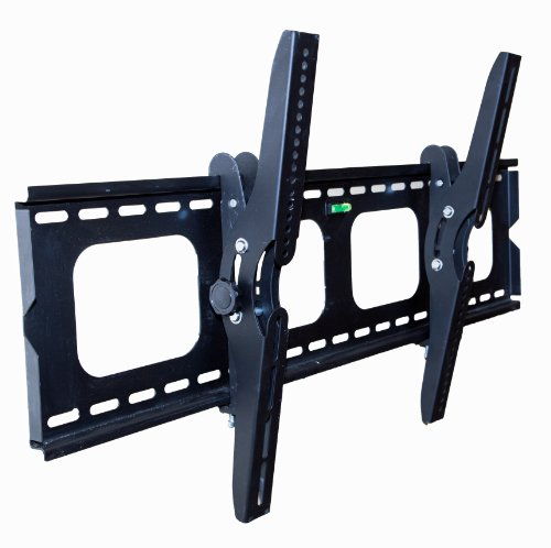 MOUNT-IT! NEW Universal Heavy Duty Premium Tilt Tilting Wall Mount Bracket For Samsung, Sony, Vizio, Panasonic, LG TVs sizes 32″ to 60″ (42 inch – 70 inch)