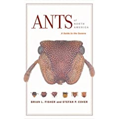 Ants of North America: A Guide to the Genera