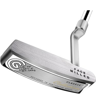 Cleveland Golf Men's Classic Collection HB 1.0 Putter (Right Hand, 34-Inch)