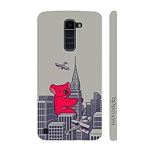 Enthopia Designer Hardshell Case Koala Kong Back Cover for LG K10