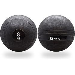 BodyRip [dy-gb-099] - Palla senza rimbalzo per attività di sollevamento pesi, arti marziali, boxe, fitness, crossfit, peso 8 kg
