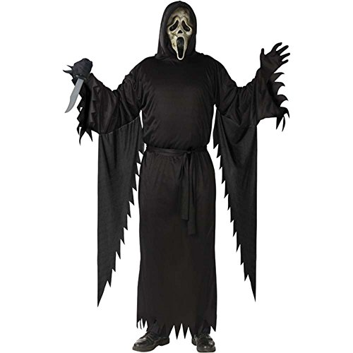 Scream 4 Ghost Face Zombie Adult Costume - One Size