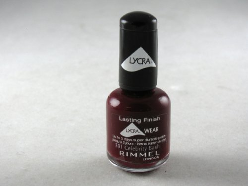 Rimmel Lycra Wear Nail Polish - #391 Celebrity Bash