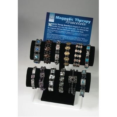 Kingsley Magnetic Therapy Bracelet Assorted Ladies