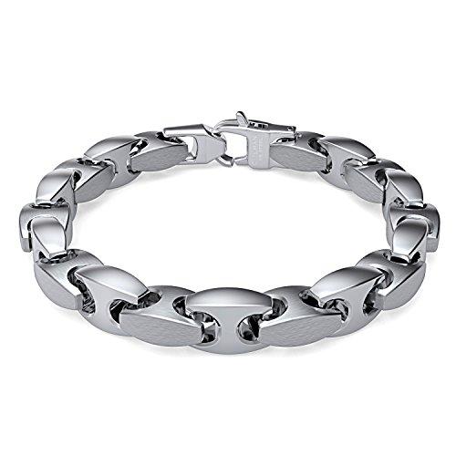 coolman-elegant-en-acier-inoxydable-pur-h-link-ton-argent-bracelet-pour-hommes-femmes-224-cm