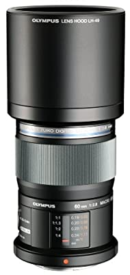 Olympus LH-49 Lens Hood for the M.Zuiko M.60MM Lens