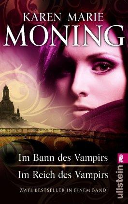 Im Bann des Vampirs und Im Reich des Vampirs Book Cover