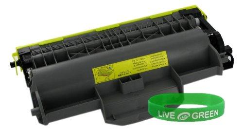 Compatible Brand Toner (High Yield Version) Replaces Brother TN360 High Yield And Brother TN330 Standard Yield Toner Cartridges