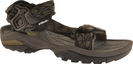 Teva Men'S Terra Fi 3 Sandal,Firetread Dark Olive,16 M Us back-1053575