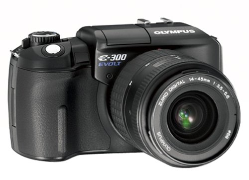 Olympus EVOLT E-300 (with 14-45mm Lens)