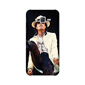 Printrose Samsung Galaxy J3 back cover - High Quality Designer Case and Covers for Samsung Galaxy J3 michel jackson