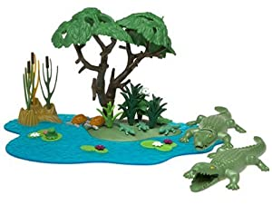 Amazon.com: Playmobil 3229 Alligators: Toys & Games