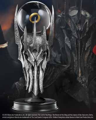 Age of the Dark Lord Orb. Lord of the Rings Noble Collection