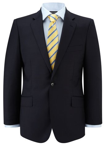 Austin Reed Contemporary Fit Navy Suit REGULAR MENS 44