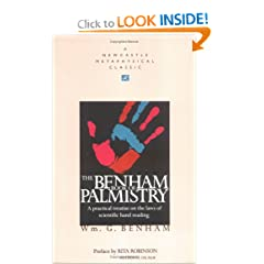 The Benham Book of Palmistry (Newcastle Metaphysical Classic)