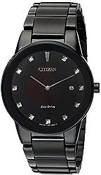 Citizen Eco-Drive Men's AU1065-58G Axiom Watch