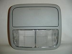 03 07 honda accord 4dr lights overhead console - 2004 honda accord interior parts ...