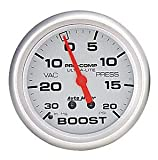 Auto Meter 4301 Ultra-Lite Mechanical Boost / Vacuum Gauge