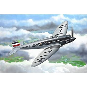 Revell - Maquette - Heinkel He 70 G-1