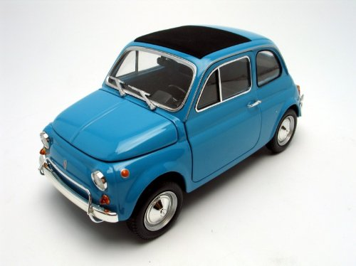 MINICHAMPS 1:18 FIAT 500L 1968 DIECAST DIE-CAST MODEL TOY CAR NEW