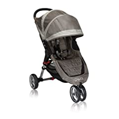 Baby Jogger 2012 City Mini Single Stroller, Sand Stone by BaJogger