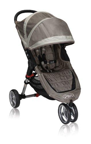 Baby Jogger 2012 City Mini Single Stroller, Sand/Stone