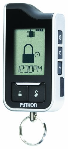 Python 7752P Responder LC SST HHU Remote