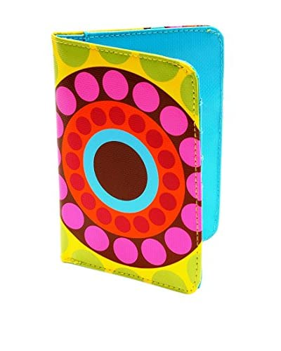 Smiley Luggage Collection Passport Cover Wallet, Dial
