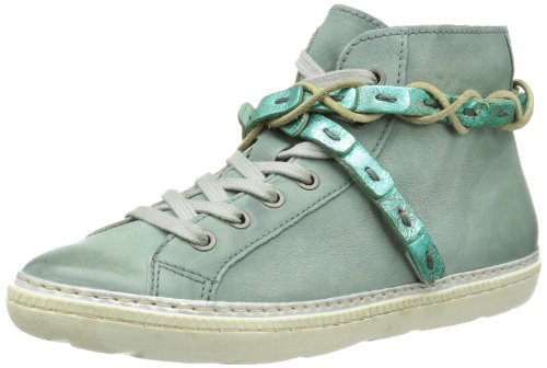 Mjus Womens 179245 High Top Green Grün (NUVOLA+SMERALDO) Size: 7-7.5 (41 EU)