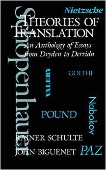essays on translation theory