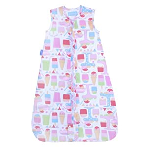 Grobag Sweet Dreams 0.5 Tog Baby Travel Sleep Bag (6-18 Months)