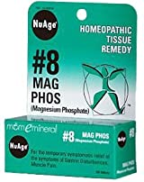 NuAge, #8 Mag Phos (Magnesium Phosphate), 125 Tablets by Hyland's