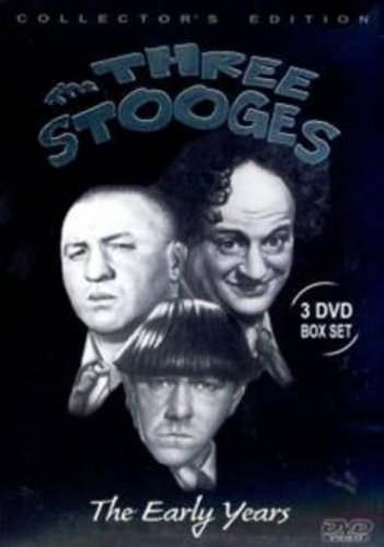 THE THREE STOOGES - THE EARLY YEARS [BOX SET] [IMPORT ANGLAIS] (IMPORT)  (COFFRET DE 5 DVD)
