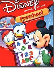 Mickey's Preschool - with Active Leveling Advantage!