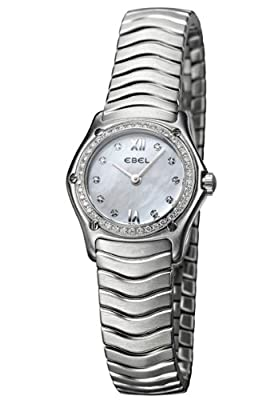 Ebel Classic Wave Women's Quartz Watch 9157F14-9725