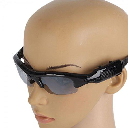 1280 X 960 Spy Sunglasses Hidden Camera Video Recorder With Card Reader