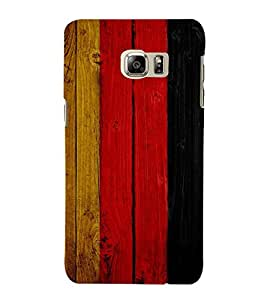 99Sublimation Broad Three colour Stripe Theme 3D Hard Polycarbonate Back Case Cover for Samsung Galaxy Note5 :: N920G :: N920T N920A N920I
