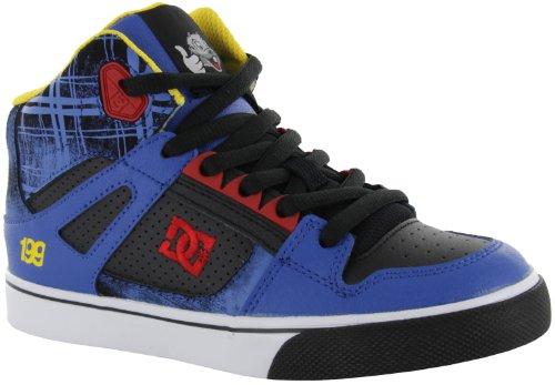 DC Shoes Kids Spartan High Tp Fashion Sports Skate Shoe