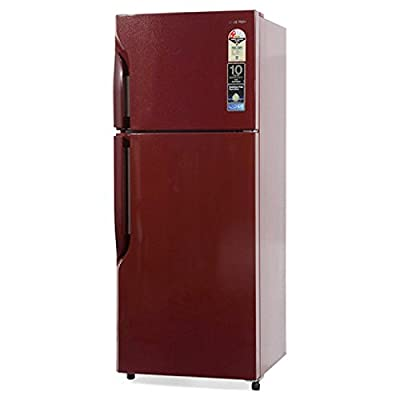 Samsung RT26H3000RH Double-door Refrigerator (255 Ltrs, 2 Star Rating, Scarlet Red)