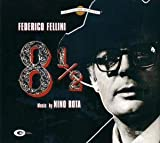 8 2/1 (1963年作品) (Otto E Mezzo) (Fellini's 8 1/2) (Eight and A Half) (Huit et Demi) [Import CD from Italy]