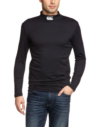 Canterbury Men's Baselayer Cold Turtle Neck Top