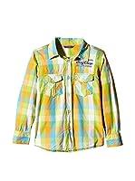 Guess Camisa Niños Unisex Ls (Multicolor)