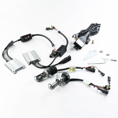Xenon HID Headlight AC Kit Slim Ballast H11 3000K 55W 12V