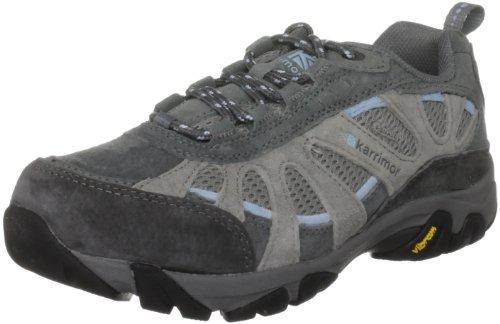 Karrimor Women's Serenity Low Ladies Event Pewter/Blue Hiking Shoe K275PWB143 3 UK