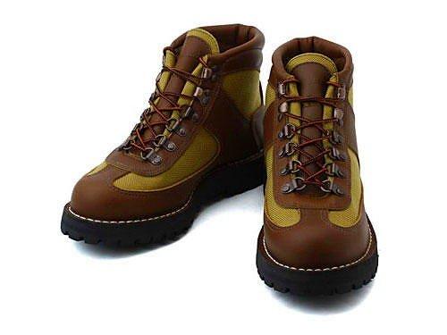 [ダナー] Danner メンズ マウンテンブーツ 軽量 防水 雨 雪 靴 シューズ 2E アウトドア タウンユース トレッキング 登山靴 フェザーライト FEATHER LIGHT 20912X