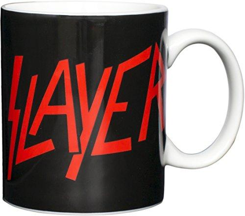 Rock - Slayer Logo Tazza da caffè - design originale concesso su licenza